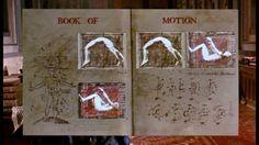Un livre du mouvement. Prospero's Books.  Peter Greenaway.