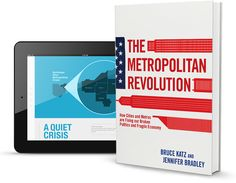 The Metropolitan Revolution... The return to the City States...
