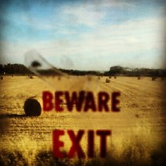 Exit - @ibbanez- #ibbanez #photography #travel #italy #webstagram
