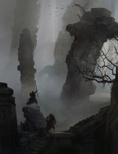 Symbaroum RPG ~ Amazing artwork, inspiring for scenery builders (Picture Heavy) - Forum - DakkaDakka | Got Dakka?