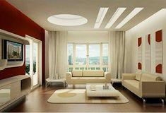 Wohnzimmer Wandfarbe – Wie finden Sie das Kastanienbraun? -
