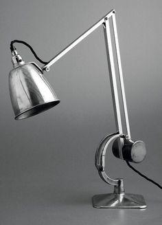 Horstman lamp - skinflintdesign.co.uk