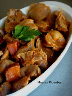 Portugal: Moelas Easy Cooking, Cooking Recipes, Healthy Recipes, Tapas, Portuguese Recipes, Portuguese Food, Light Recipes, Soul Food, I Foods