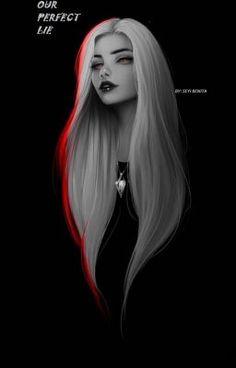 Down load Woman Dark Wallpaper by MaykonWalls - 52 - Free on ZEDGE™ now. Digital Art Girl, Dark Wallpaper, Drawing Wallpaper, Cute Girl Wallpaper, Black Wallpaper For Girls, Blog Wallpaper, Anime Art Girl, Dark Anime Girl, Manga Girl