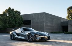 calty design research's interview on the second generation toyota FT-1