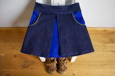 Compagnie M swing skirt: 1-10y old