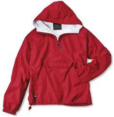 FREE CHEST MONOGRAM 11 color options Charles Rivers Monogram Rain Jacket Women/'s Rain Jacket