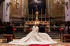 La boda de Irene y Germán – Querida Valentina