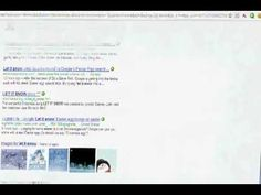 """Here is the latest Google Search trick -Search for 'Let it Snow"""" on Google and watch Snow falling on the Google Search results."""