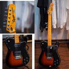 Squier telecaster sunburst finish   Body.  : Alder wood  Neck.  : Maple trussrod  Dryer.  : Fender stainless  Switch : 3way togel  Pickup : single coil korean (B) // nickel cover korean (N)