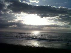 Fotos de amanecer en Garrucha