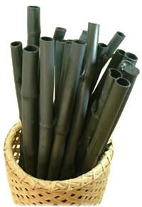Bamboo Charcoal's Healing Powers...full of minerals, including potassium, magnesium, sodium, and calcium
