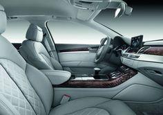 Audi A8 Butta interior