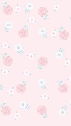 ideas wall paper pink iphone backgrounds pattern for 2019 Wallpaper Pastel, Floral Wallpaper Desktop, Flower Phone Wallpaper, Kawaii Wallpaper, Wallpaper Iphone Cute, Disney Wallpaper, Cool Wallpaper, Desktop Backgrounds, Floral Wallpapers
