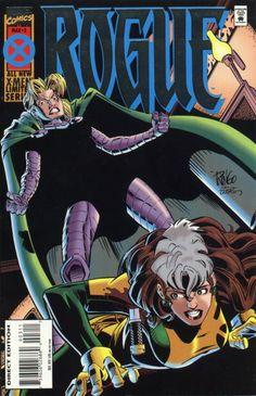 ✅ Rogue Vol. 1 #3 of 4 (1995)