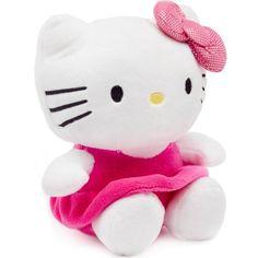 Hello Kitty Plush Figural Piggy Bank - Walmart.com
