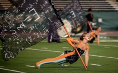 Carolina Crown's theme this year is perfect. & I love their everything their color guard has been doing.