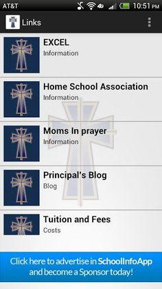 Brought to you from the industry leader in mobile app development for K-12 schools and school districts, the Blessed Pope John XXIII Academy app by SchoolInfoApp enables parents, students, alumni, faculty and staff to quickly access all of the who, what, when and where for Blessed Pope John XXIII Academy! <p>With the Blessed Pope John XXIII Academy app by SchoolInfoApp, you can: <p>- Get push notifications <p>- Keep up with the latest news and announcements <p>- View calendars for general…
