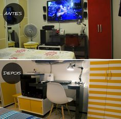 MAXWELL 18 Leitor Ninja   O quarto do Maxwell