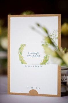 Eko przyjęcie weselne