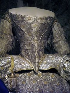 Sofia Magdalena, Queen of Denmark's third coronation dress from 1772