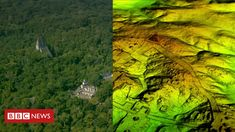 Latest technology reveals a network of more than 60,000 structures under Guatemala's jungle.