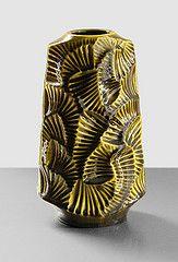 Uebelacker 1420-20 (Fat Lava Wadersloh) Tags: west vintage retro german pottery 20 1420 wgp uebelacker keramik