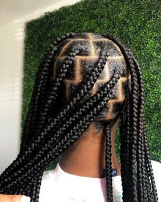 Twist Box Braids, Big Box Braids, Box Braids Styling, Twists, Braids Hairstyles Pictures, African Braids Hairstyles, Hair Pictures, Girl Hairstyles, Braided Hairstyles For Black Women