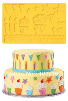 Mini Male//Female Body Mould 3D Silicone for Baking Cake Fondant Decorating
