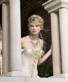 From the Taylor Swift Love Story music video