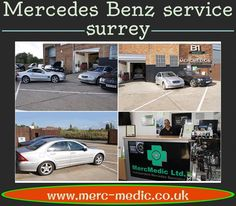 Mercedes Benz Service, Surrey