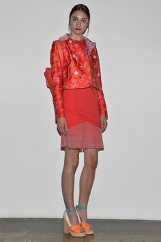 Ostwald Helgason Spring 2014 Ready-to-Wear Collection Slideshow on Style.com