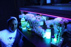 How do Black Lights Work, Why do Highlighters Look So Bright, and How Can You Impress Your Significant Other with Science? Magic Mud, Crazy Birthday, Significant Other, Sustainability, Highlights, Glow, Science, Bright, Canning