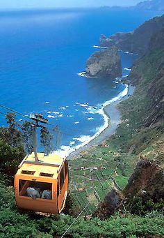 Beautiful view during a beautiful trip! Here are some things you could do in Portugal.Buy or invest in property in Madeira Portugal Places Around The World, Oh The Places You'll Go, Places To Travel, Places To Visit, Around The Worlds, Funchal, Spain And Portugal, Portugal Travel, Tenerife