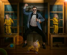 world's best father gangnam style by Dave Engledow on Fotoblur