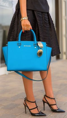 New In - Michael Kors Selma Bag by Vivaluxury