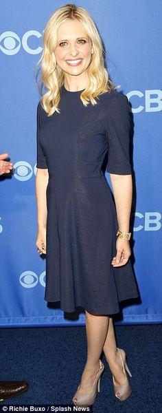 Sarah Michelle Gellar + dress