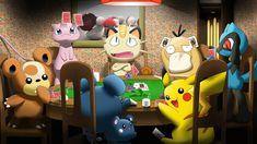 General 1600x900 Pokemon Pikachu