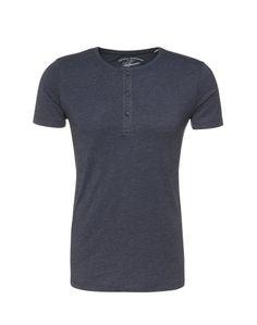 ESPRIT Shirt mit Knopfleiste