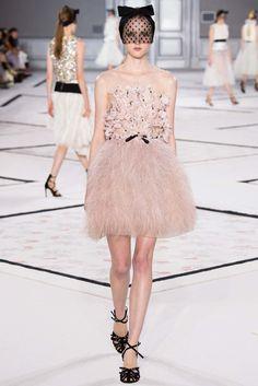 Giambattista Valli Spring 2015 Couture Fashion Show - Madison Stubbington (IMG)