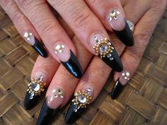 I like these but definitely not pointy