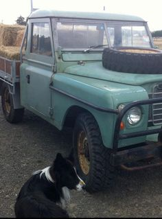 This is my own 1979 Series 3 Land Rover :)