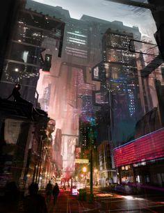 Cyberpunk artworks gallery - Page 61