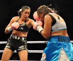 Hanna Gabriels enfrentará a rival mexicana el 18 de octubre