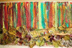 Mural de tardor Autumn Display, Art Classroom, Preschool Crafts, Halloween, Projects To Try, Arts And Crafts, Fall, Creative, Nature