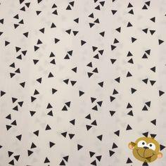 Triangles In White  Katoen 7€
