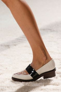 Yes to 3.1 Phillip Lim shoes for the spring. #nyfw #rtw
