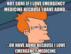 Ems vs adhd