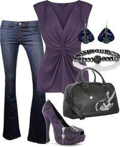 Love me some purple!