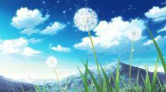 anime, gif, and anime scenery Bild